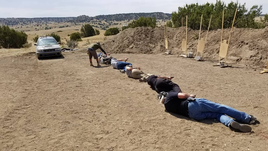 Denver Colorado gun class firearm training handgun pistol rifle carbine