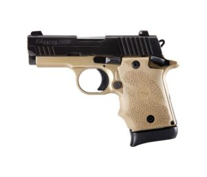 Finding the right defensive handgun for my mom