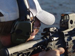 Colorado Springs firearms tactical gun training