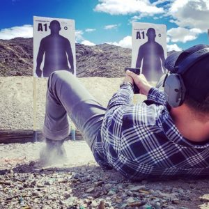 pfc training rifle carbine tactical class pistol handgun defensive Las Vegas Nevada Conceal Carry