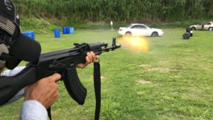 Southern Florida Miami Hollywood tactical training firearms classes gun vehicle rifle handgun pistol