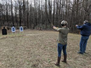 easely south carolina gun training firearm class