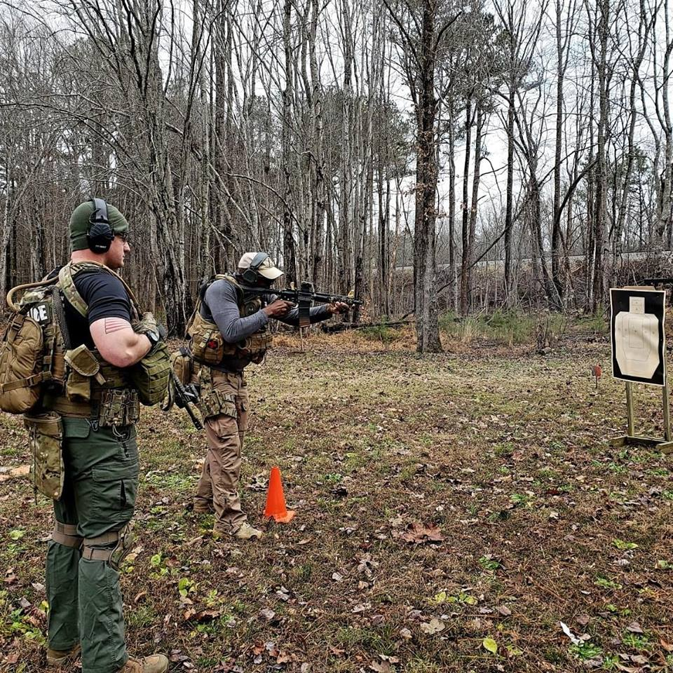 Georgia Atlanta gun pistol rifle carbine training tactical medical firearms