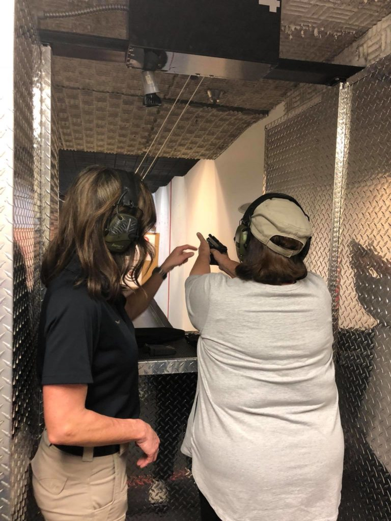 Inland Firearms Training Rancho Cucamonga gun firearms training classes