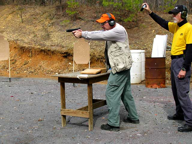 Dodd and Associates Training Conceal carry training class course ccw Tennessee handgun rifle carbine shotgun