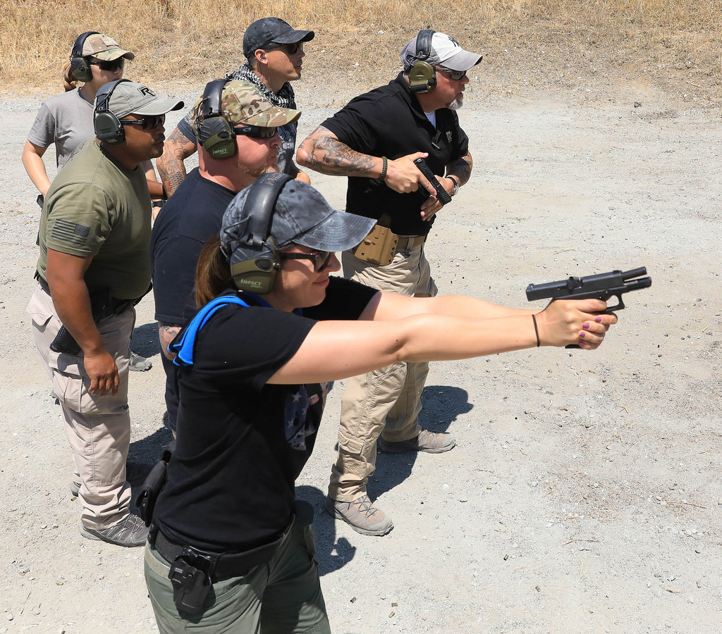 GCS Training Virginia North Carolina gun training tactical handgun pistol rifle carbine class