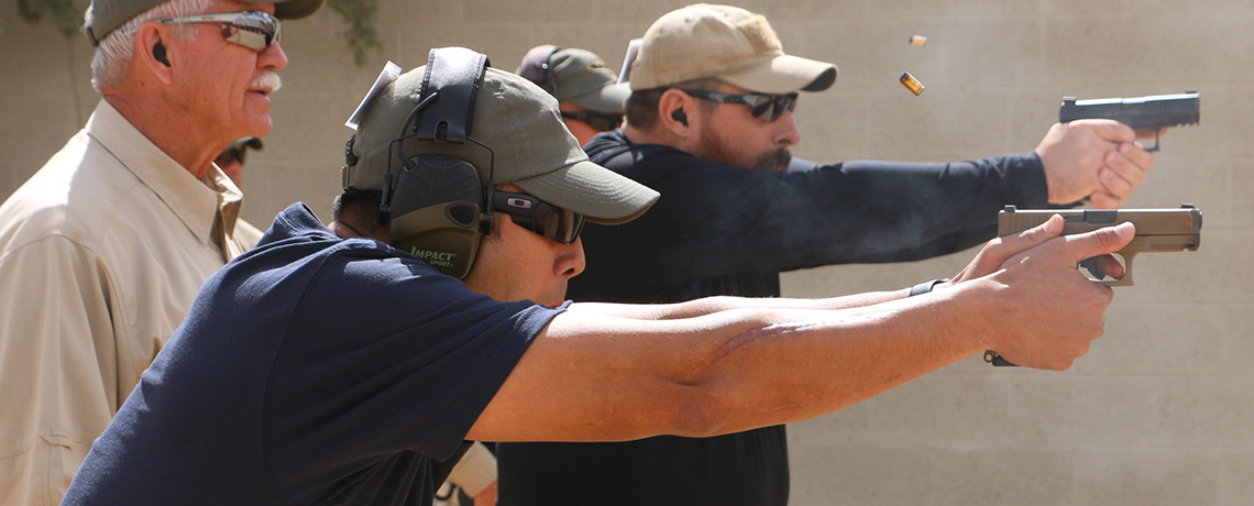 Seattle Washington gun tactical training class