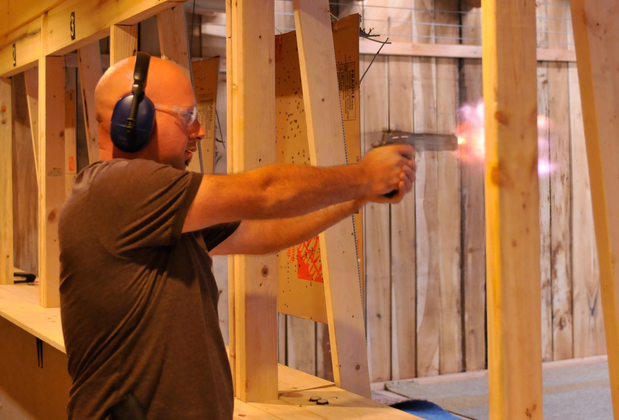 madison Tennessee handgun pistol training class firearm