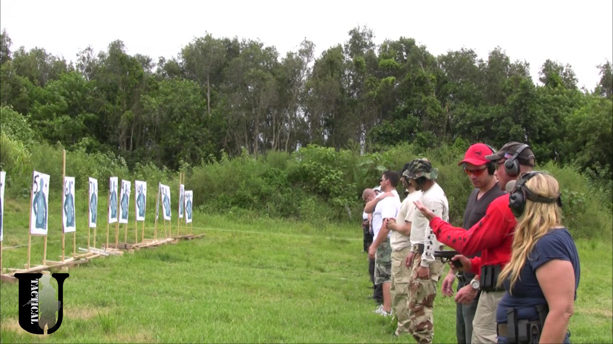 hollywood florida tactical gun class firearm training