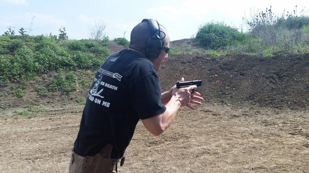 Dallas Texas gun training firearm class tactical police handgun rifle