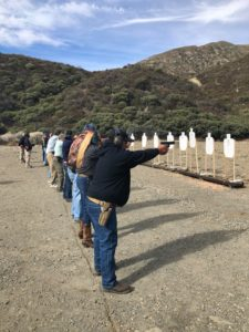 Rancho Cucamonga California Tactical gun firearms training classes